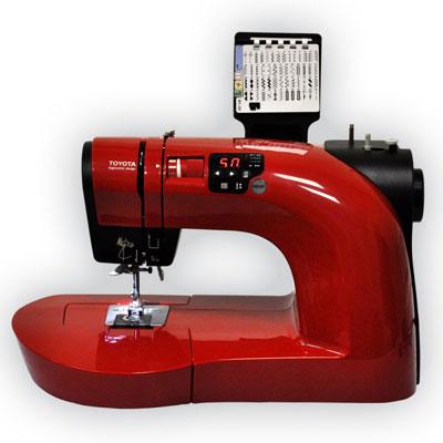 Toyota OEKAKI50R Renaissance швейная машина