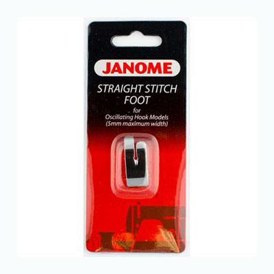 Лапка для швейных машин (в блистере) для прямой строчки