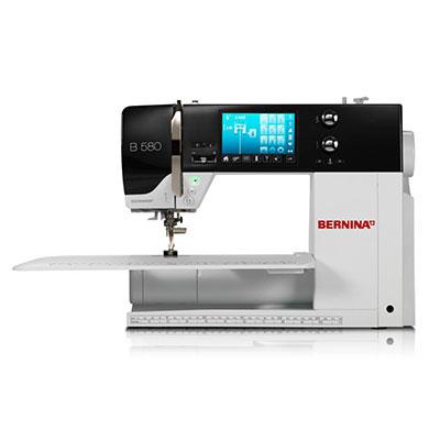Швейно-вышивальная машина Bernina 580 с вышивальным блоком