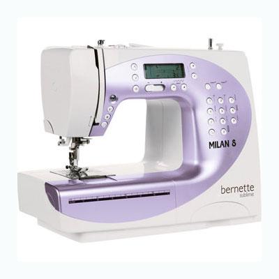 Швейная машина Bernette Milan 8 (2092c)