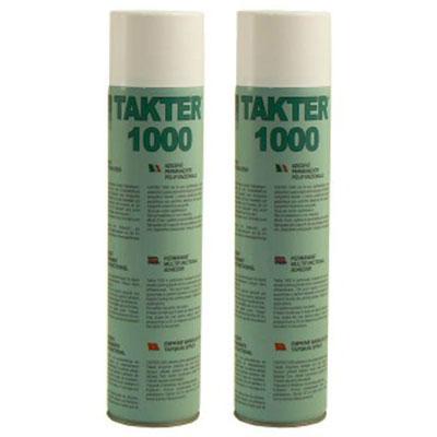 Клей-аэрозоль TAKTER 1000